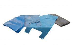 Σακούλες αντοχής κήπου-μπαζών-φανελάκι