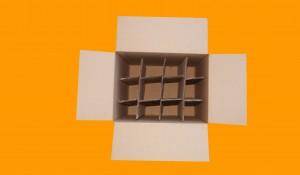 Κυψέλες χαρτοκιβωτίων
